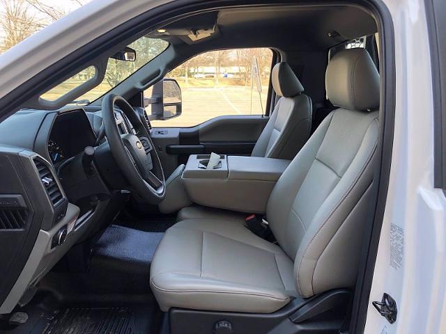 2021 Ford F-350 Regular Cab DRW 4x4, Knapheide Value-Master X Stake Bed #FLU10215 - photo 11