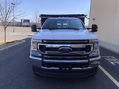 2021 Ford F-350 Regular Cab DRW 4x4, Knapheide Value-Master X Stake Bed #FLU10215 - photo 3