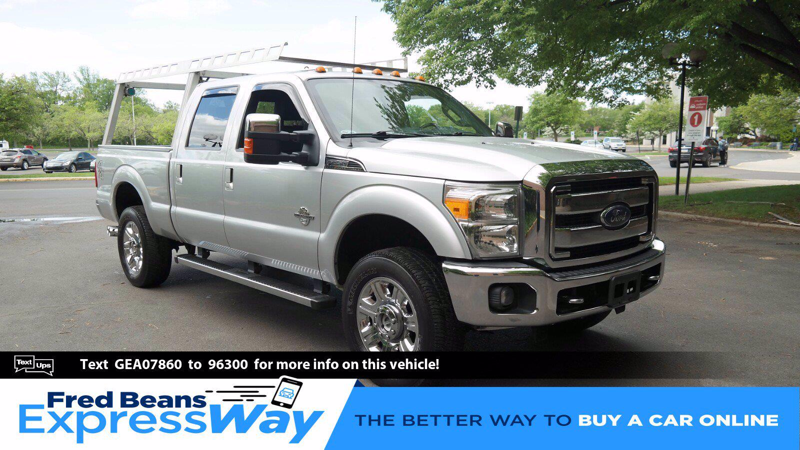 2016 Ford F-350 Crew Cab 4x4, Pickup #FLU102351 - photo 1