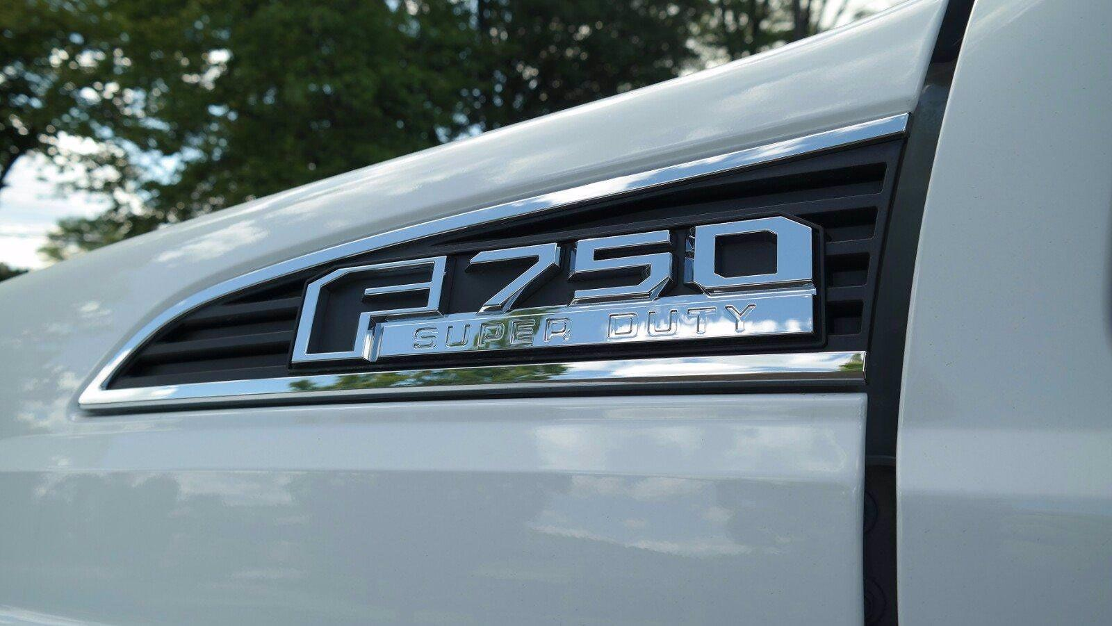 2022 F-750 Crew Cab DRW 4x2,  TP Trailers Inc. Landscape Dump #FLU10237 - photo 20