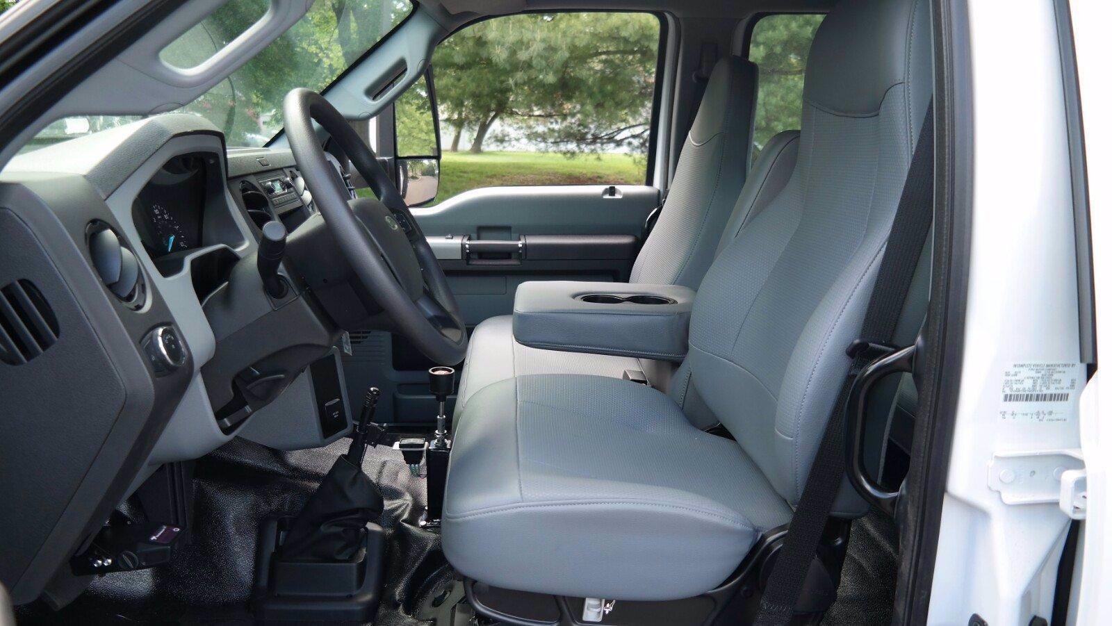 2022 Ford F-750 Crew Cab DRW 4x2, TP Trailers Inc. Landscape Dump #FLU10237 - photo 35