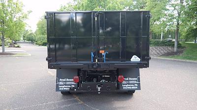 2022 F-750 Crew Cab DRW 4x2,  TP Trailers Inc. Landscape Dump #FLU10237 - photo 24