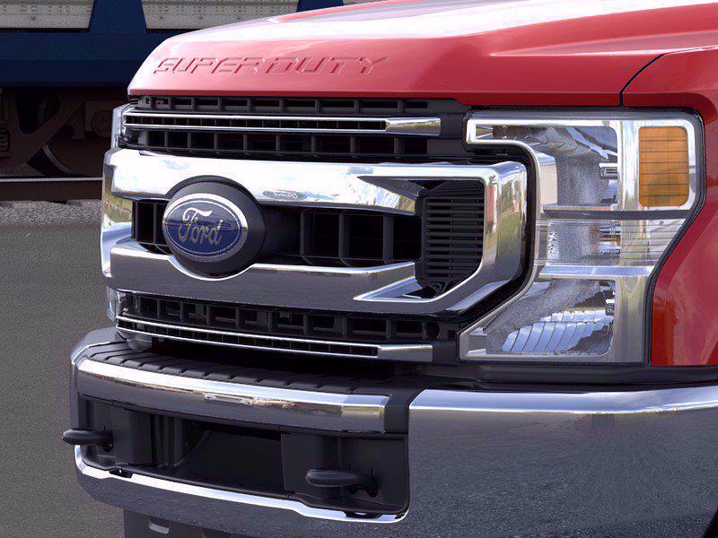 2021 Ford F-250 Super Cab 4x4, Pickup #FLU10280 - photo 17