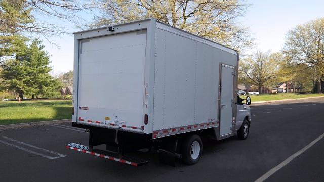 2021 Ford E-350 4x2, Morgan Parcel Aluminum Cutaway Van #FLU10282 - photo 2