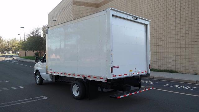 2021 Ford E-350 4x2, Morgan Parcel Aluminum Cutaway Van #FLU10282 - photo 13