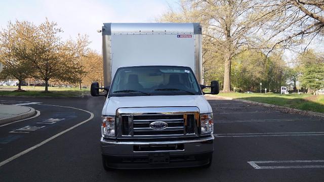 2021 Ford E-350 4x2, Morgan Parcel Aluminum Cutaway Van #FLU10282 - photo 3