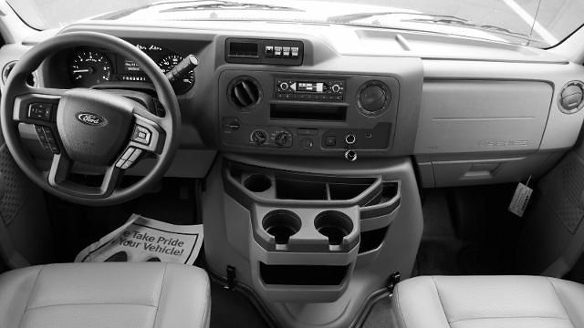 2021 Ford E-350 4x2, Morgan Parcel Aluminum Cutaway Van #FLU10282 - photo 10