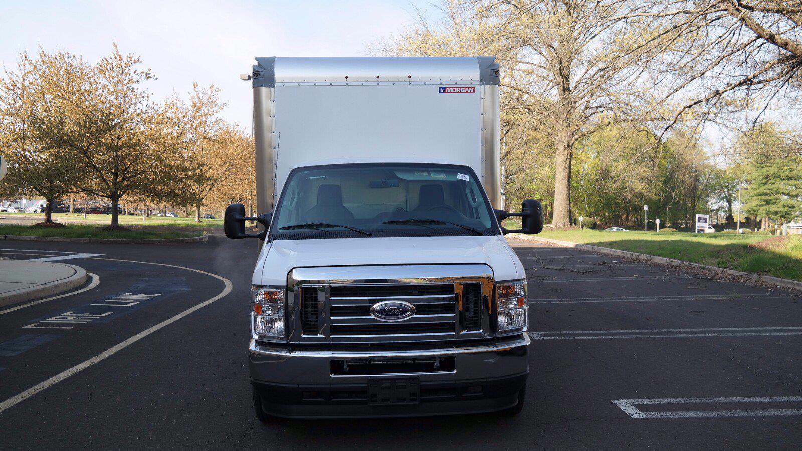 2021 Ford E-350 4x2, Morgan Parcel Aluminum Cutaway Van #FLU10282 - photo 17