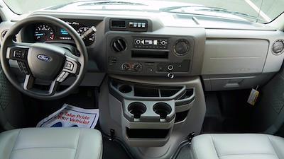 2021 Ford E-350 4x2, Morgan Parcel Aluminum Cutaway Van #FLU10282 - photo 24