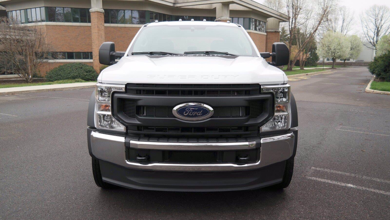 2021 Ford F-550 Crew Cab DRW 4x4, Cab Chassis #FLU10311 - photo 3