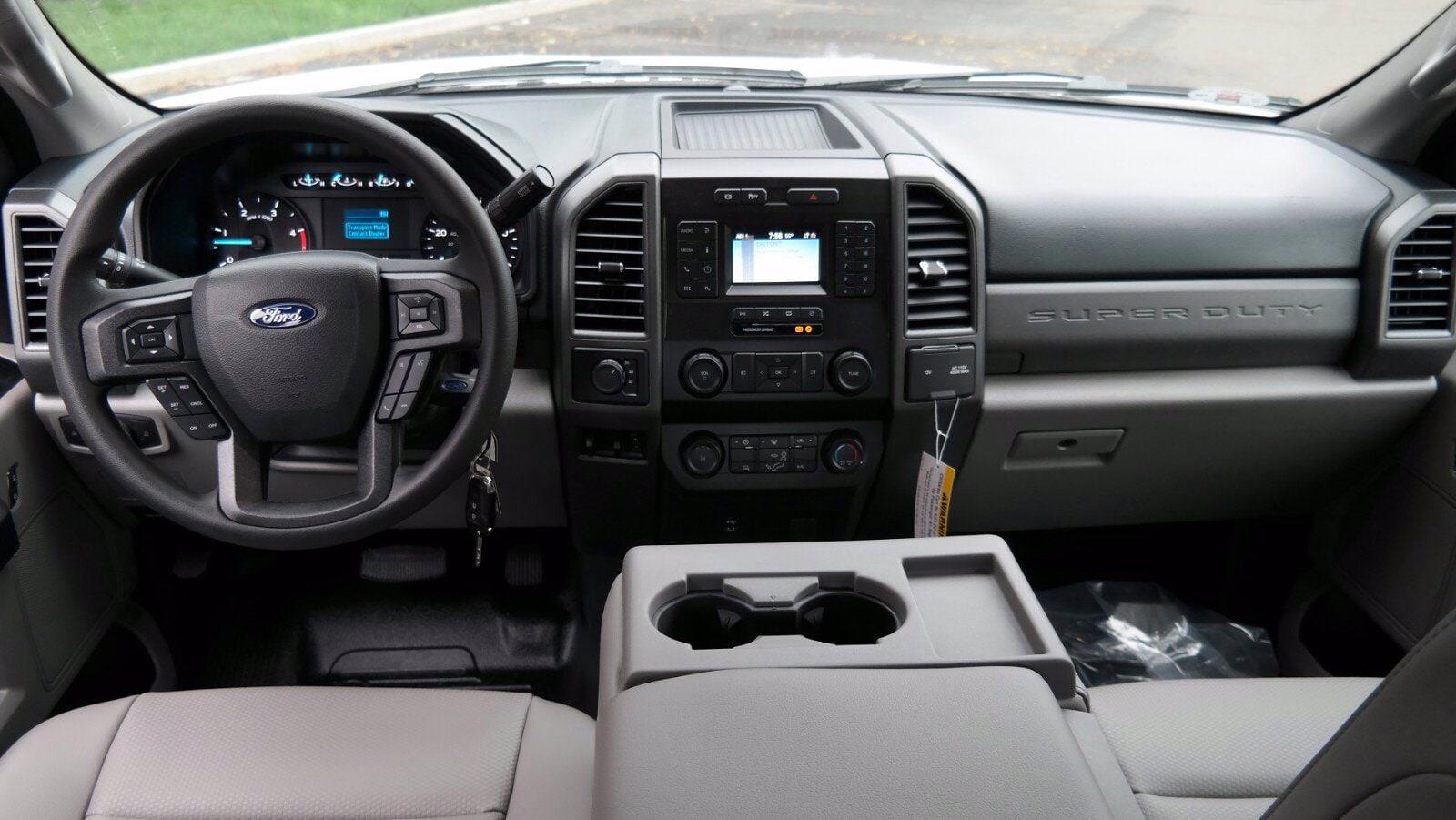 2021 Ford F-550 Crew Cab DRW 4x4, Cab Chassis #FLU10311 - photo 8