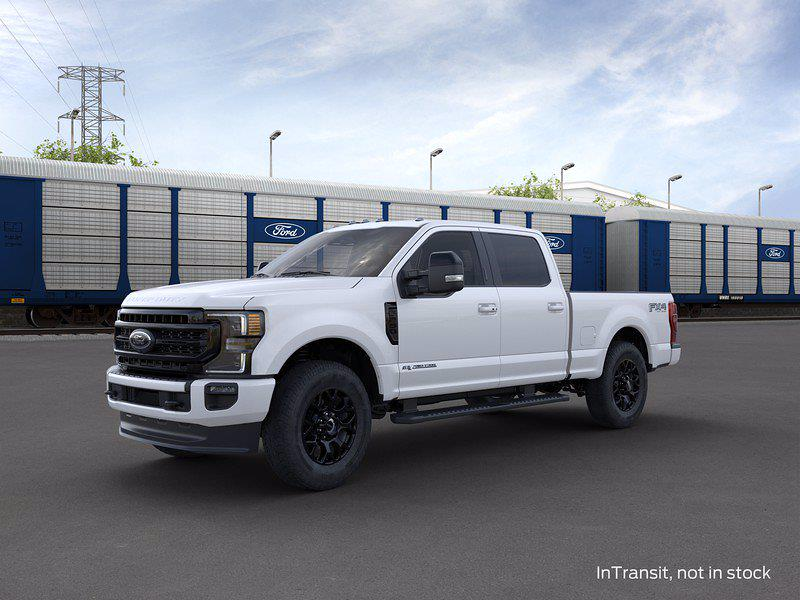 2021 Ford F-250 Crew Cab 4x4, Pickup #FLU10338 - photo 3