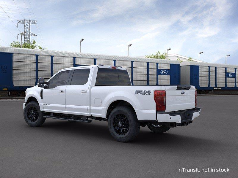 2021 Ford F-250 Crew Cab 4x4, Pickup #FLU10338 - photo 6