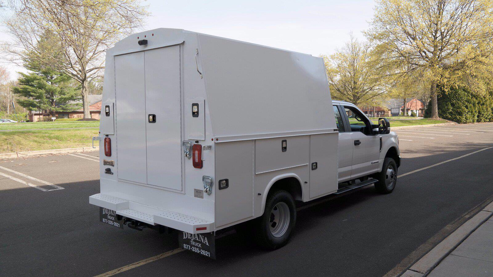 2021 Ford F-350 Super Cab DRW 4x4, Knapheide KUVcc Service Body #FLU10340 - photo 2