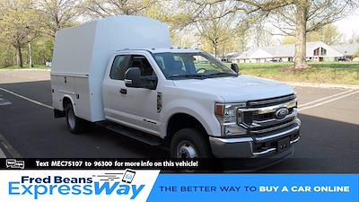 2021 Ford F-350 Super Cab DRW 4x4, Knapheide KUVcc Service Body #FLU10340 - photo 1