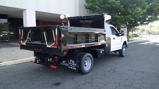 2021 Ford F-350 Regular Cab DRW 4x4, Godwin Dump Body #FLU10341 - photo 1