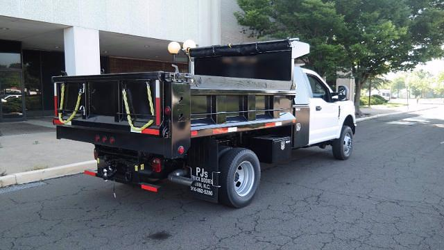 2021 Ford F-350 Regular Cab DRW 4x4, Godwin 184U Dump Body #FLU10341 - photo 2