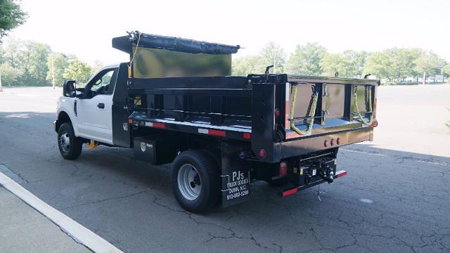 2021 Ford F-350 Regular Cab DRW 4x4, Godwin 184U Dump Body #FLU10341 - photo 14