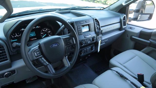 2021 Ford F-350 Regular Cab DRW 4x4, Godwin 184U Dump Body #FLU10341 - photo 5