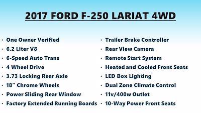 2017 F-250 Crew Cab 4x4,  Pickup #FLU103591 - photo 12