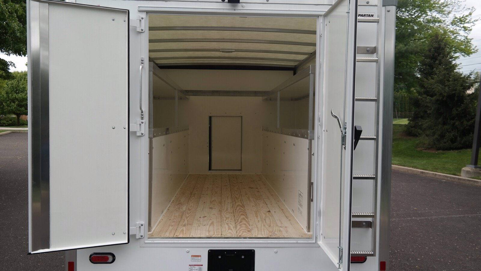 2022 Ford E-350 4x2, Supreme Spartan Cargo Cutaway Van #FLU10360 - photo 5
