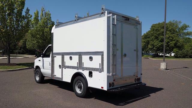 2022 Ford E-350 4x2, Dejana DuraCube Max Service Utility Van #FLU10361 - photo 11