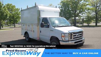 2022 Ford E-350 4x2, Dejana DuraCube Max Service Utility Van #FLU10361 - photo 1