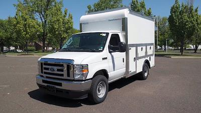 2022 Ford E-350 4x2, Dejana DuraCube Max Service Utility Van #FLU10361 - photo 4