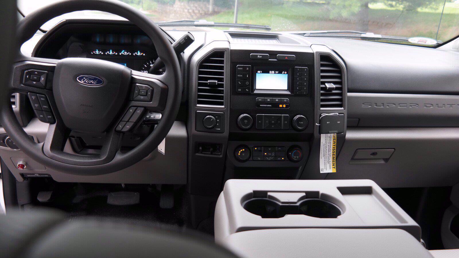 2021 Ford F-550 Super Cab DRW 4x4, Landscape Dump #FLU10398 - photo 13