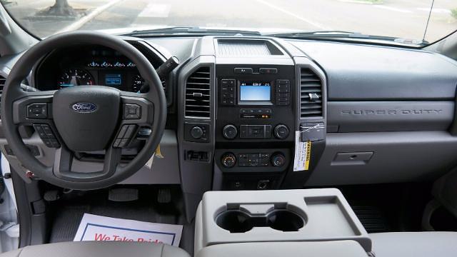 2021 Ford F-550 Crew Cab DRW 4x4, Morgan Landscape Dump #FLU10399 - photo 12