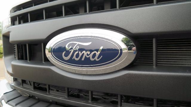 2021 Ford F-550 Crew Cab DRW 4x4, Morgan Landscape Dump #FLU10399 - photo 6
