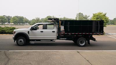 2021 Ford F-550 Crew Cab DRW 4x4, Morgan Landscape Dump #FLU10399 - photo 19