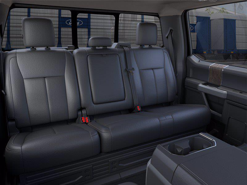 2021 Ford F-250 Crew Cab 4x4, Pickup #FLU10402 - photo 11