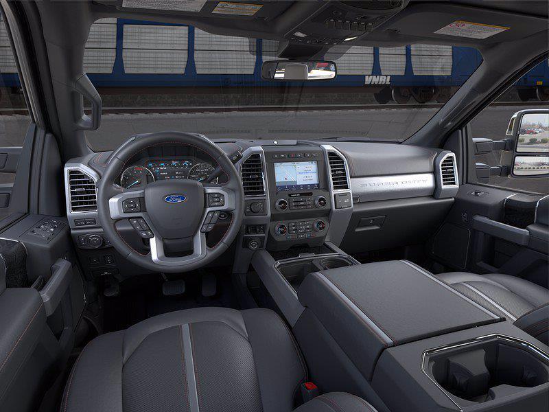 2021 Ford F-350 Crew Cab 4x4, Pickup #FLU10407 - photo 9