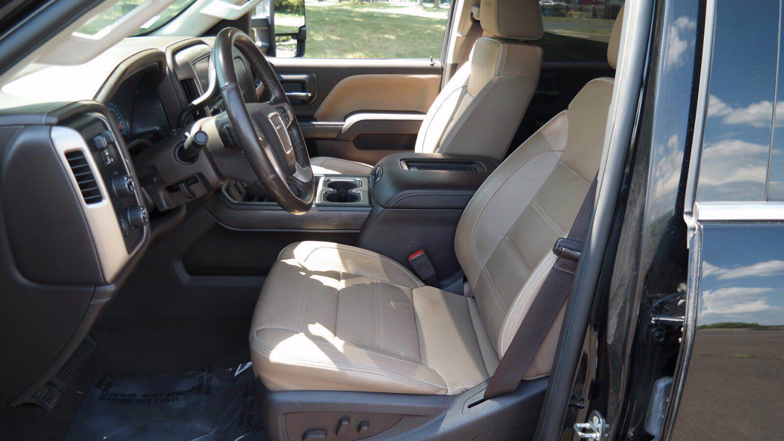 2019 Sierra 2500 Crew Cab 4x4,  Pickup #FLU104071 - photo 21
