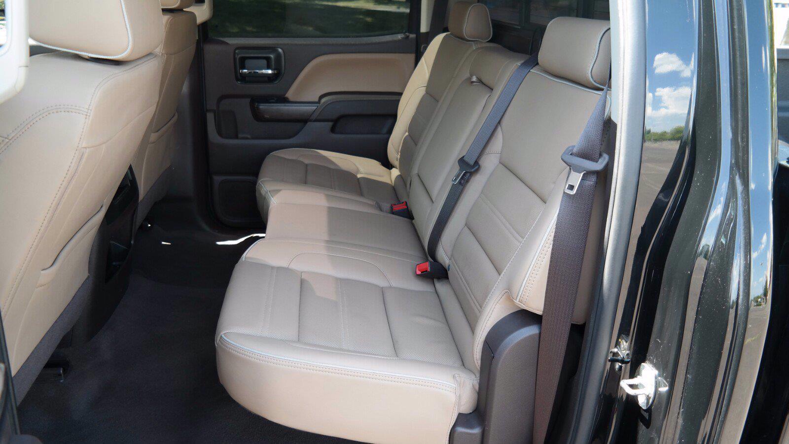 2019 GMC Sierra 2500 Crew Cab 4x4, Pickup #FLU104071 - photo 29