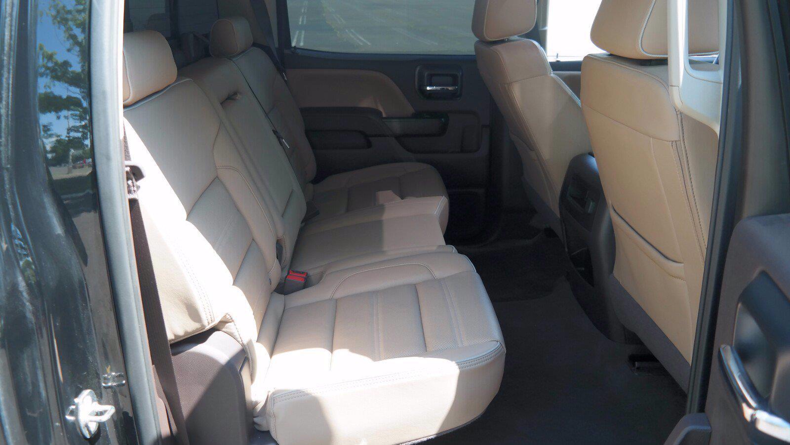 2019 GMC Sierra 2500 Crew Cab 4x4, Pickup #FLU104071 - photo 30