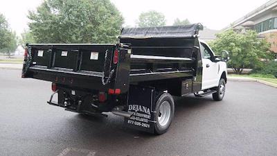 2021 F-350 Regular Cab DRW 4x4,  Rugby Eliminator LP Steel Dump Body #FLU10410 - photo 2