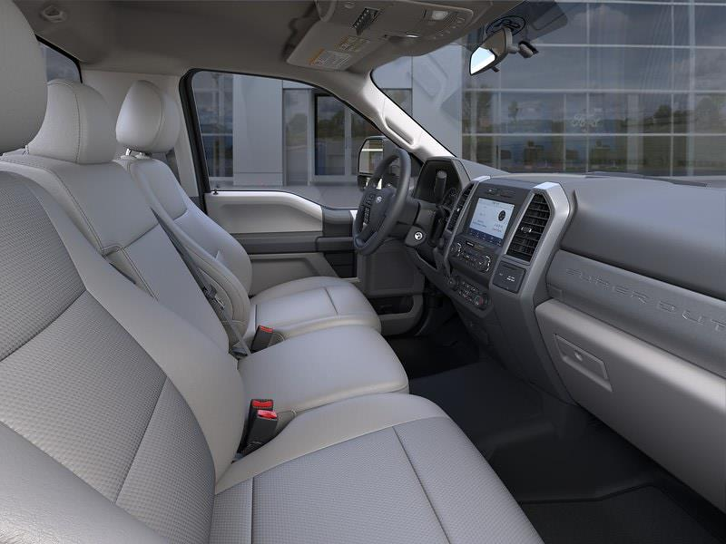 2021 Ford F-250 Regular Cab 4x4, Pickup #FLU10411 - photo 11