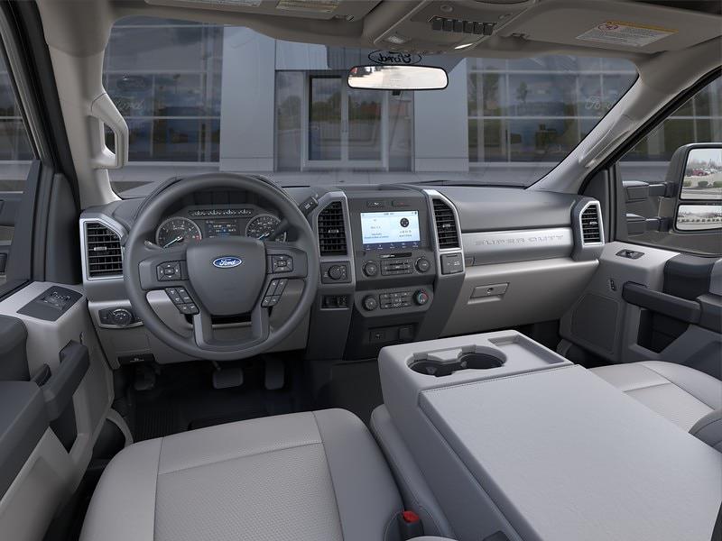 2021 Ford F-250 Regular Cab 4x4, Pickup #FLU10411 - photo 9