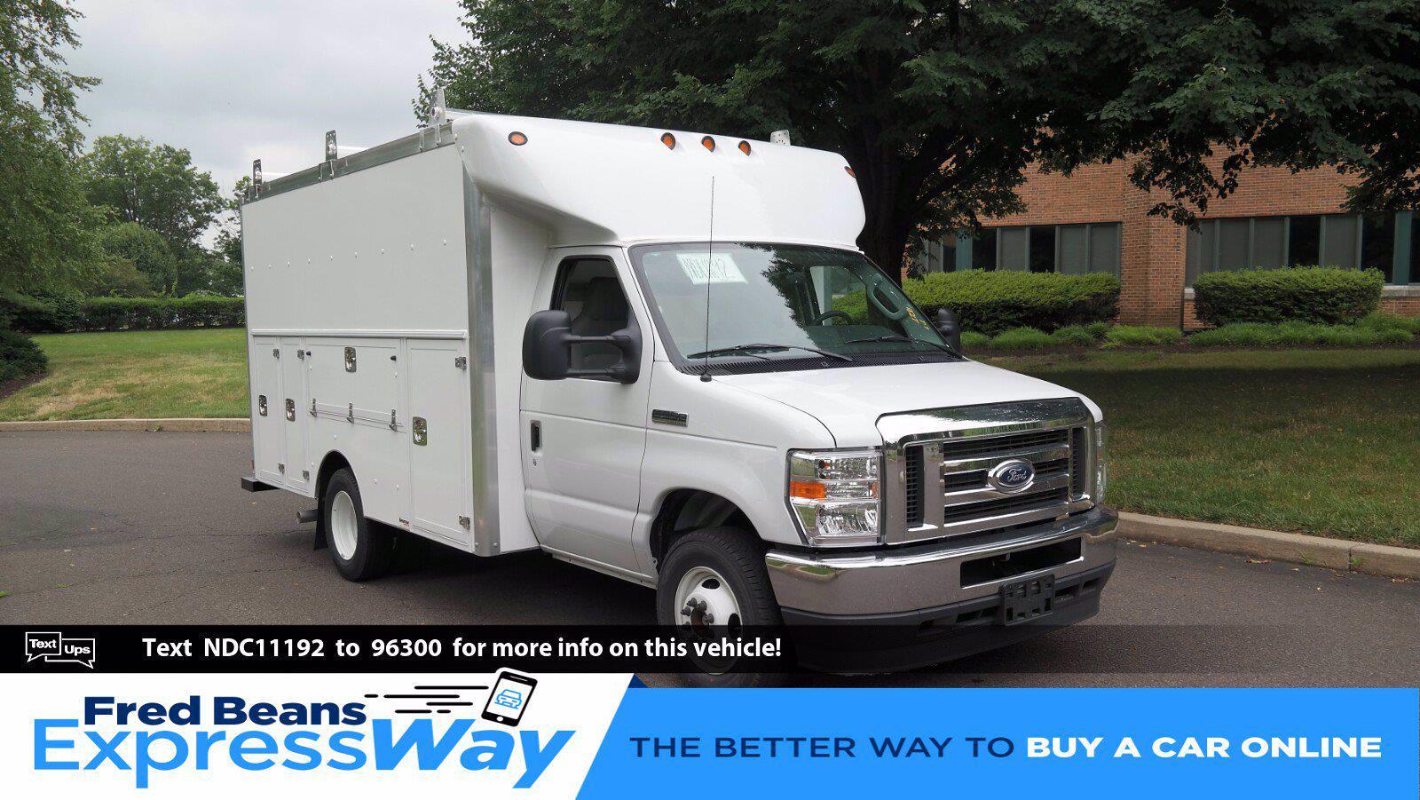 2022 Ford E-350 4x2, Supreme Service Utility Van #FLU10417 - photo 1