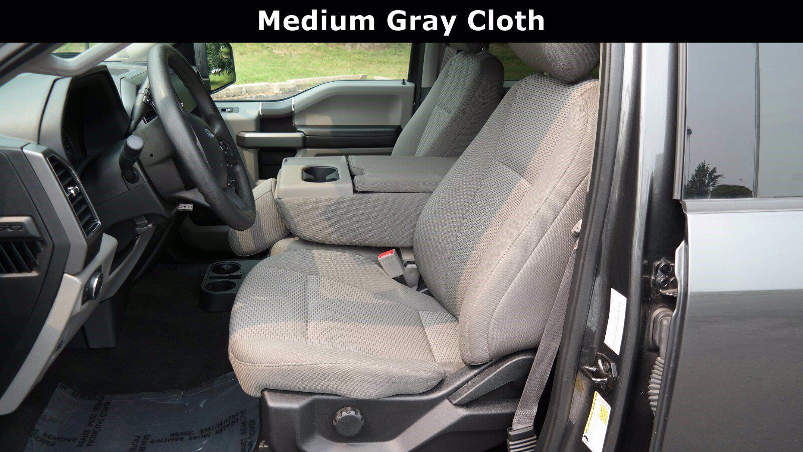 2019 Ford F-150 SuperCrew Cab 4x4, Pickup #FLU104301 - photo 15