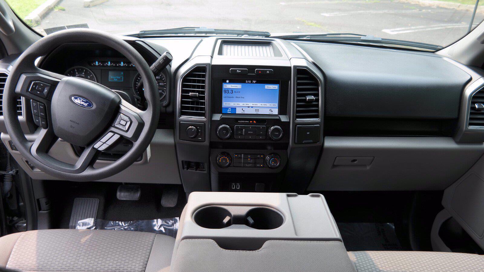 2019 Ford F-150 SuperCrew Cab 4x4, Pickup #FLU104301 - photo 20