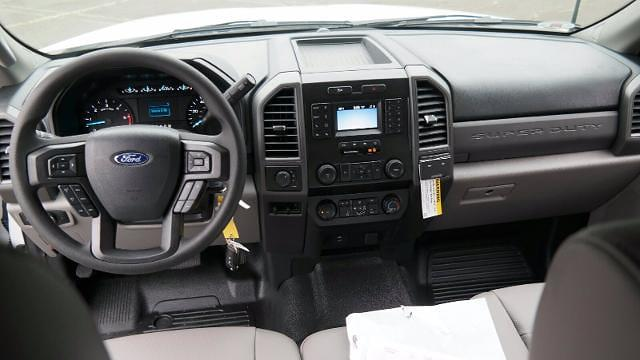 2021 F-550 Crew Cab DRW 4x4,  Morgan Truck Body LandscaperPRO Landscape Dump #FLU10555 - photo 11