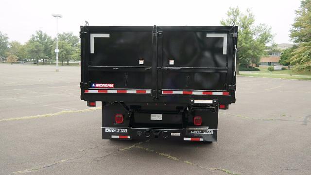 2021 F-550 Crew Cab DRW 4x4,  Morgan Truck Body LandscaperPRO Landscape Dump #FLU10555 - photo 7