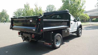 2021 F-450 Regular Cab DRW 4x4,  Crysteel E-Tipper Dump Body #FLU10572 - photo 2
