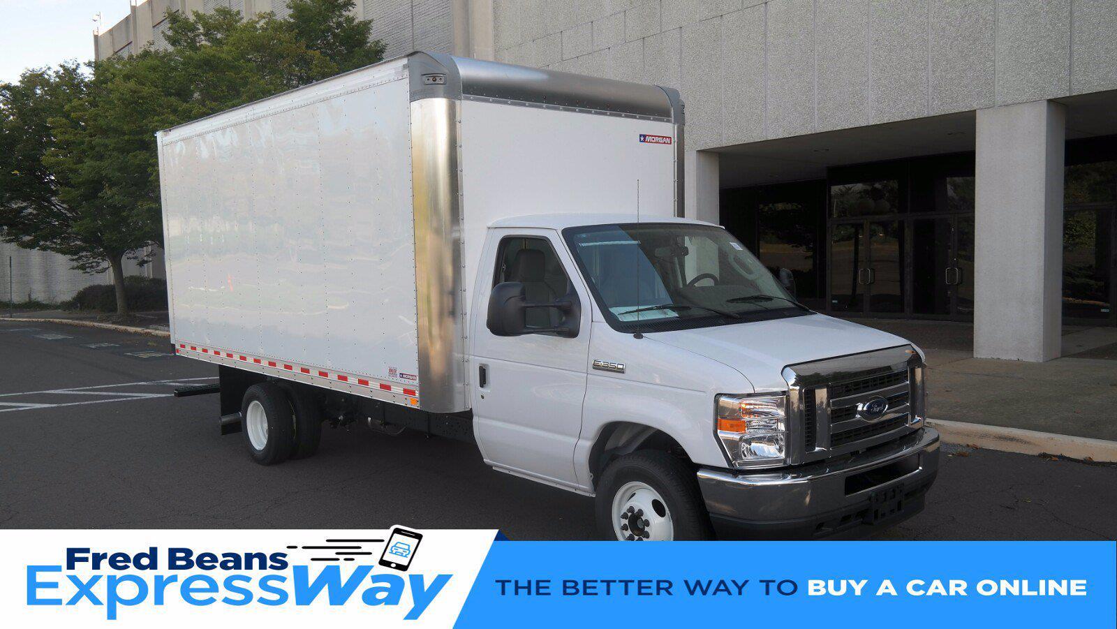 2022 E-350 4x2,  Cutaway Van #FLU10624 - photo 17