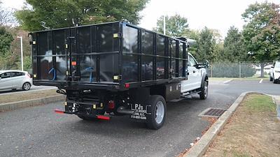 2022 F-550 Crew Cab DRW 4x4,  Morgan Truck Body Gold Star Dry Freight #FLU10671 - photo 2