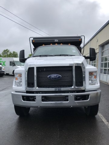 2019 F-650 Regular Cab DRW 4x2,  Godwin 300T Dump Body #FLU34674 - photo 10