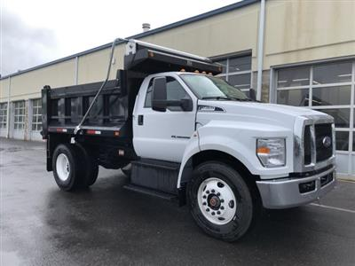 2019 F-650 Regular Cab DRW 4x2,  Godwin 300T Dump Body #FLU34674 - photo 4
